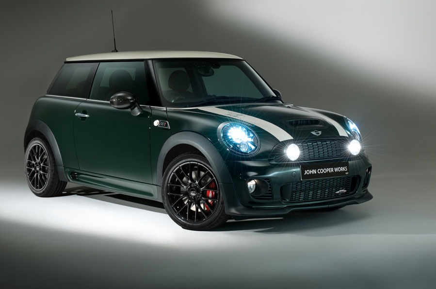Mini Cooper Logo Png. after MINI Cooper JCW WC50